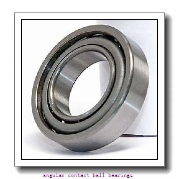 40 mm x 74 mm x 42 mm  ILJIN IJ141011 angular contact ball bearings #1 image