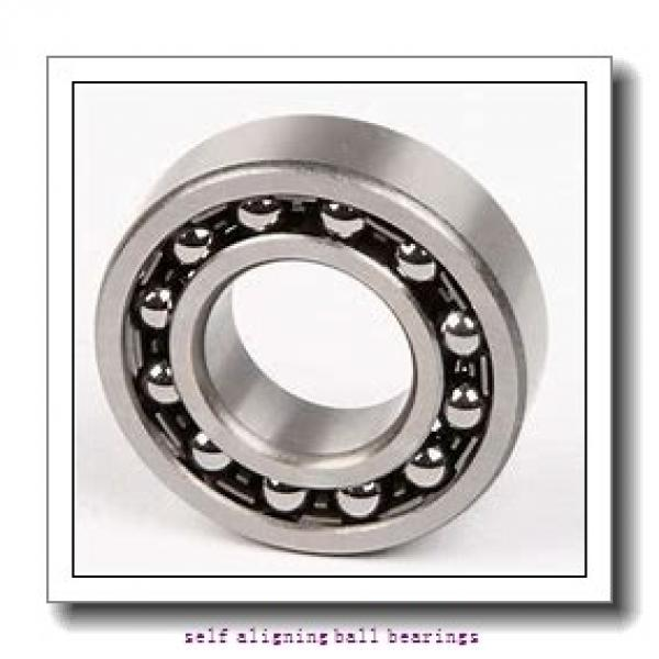 25 mm x 52 mm x 15 mm  KOYO 1205K self aligning ball bearings #2 image
